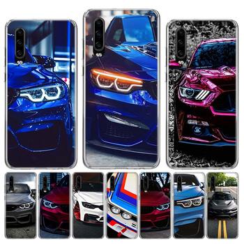 Blue Red for Bmw Bags Soft Silicone Case For Huawei P40 P30 P20 Mate 30 20 10 P10 Pro+ lite P Smart Z Plus + 2019 2018 Cover image