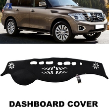 Dashboard-Cover Dash-Mat Nissan Xukey for Patrol Infiniti QX80 Armada Y62