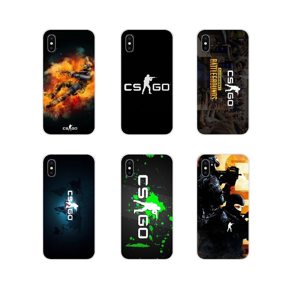 Accessories Phone Cases Covers Counter Strike cs go Game For Xiaomi Redmi 4A S2 Note 3 3S 4 4X 5 Plus 6 7 6A Pro Pocophone F1 image