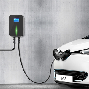 Image 5 - 32A 1Phase APP EVSE Wallbox Version Wall Mount Wifi EV Charger Electric Vehicle Charging Station with Type 1 Cable SAE J1772