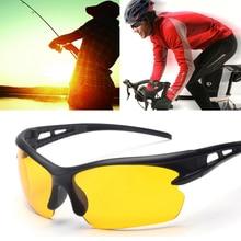 Fishing Sunglasses Goggles Eyewear Night-Drivers Outdoor Gafas Oculos Anti-Glare-Driving