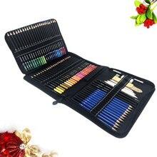 Taille-Crayon à charbon de bois 95 couleurs, pour croquis, peinture, extension de coupe