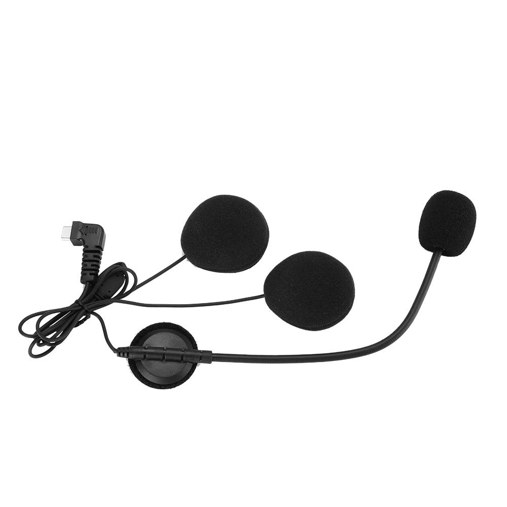 Earpiece Microphone For BT-S2// BT-S1 Motorbike Intercom Helmet Headset