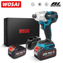 WOSAI MT-Series 20V Cordless Electric Screwdriver 155NM Brushless Motor Electric Impact