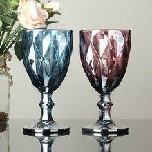 Бокал для красного вина в европейском стиле бокал для рельефного вина креативный винтажный бокал для сока бокал для вина