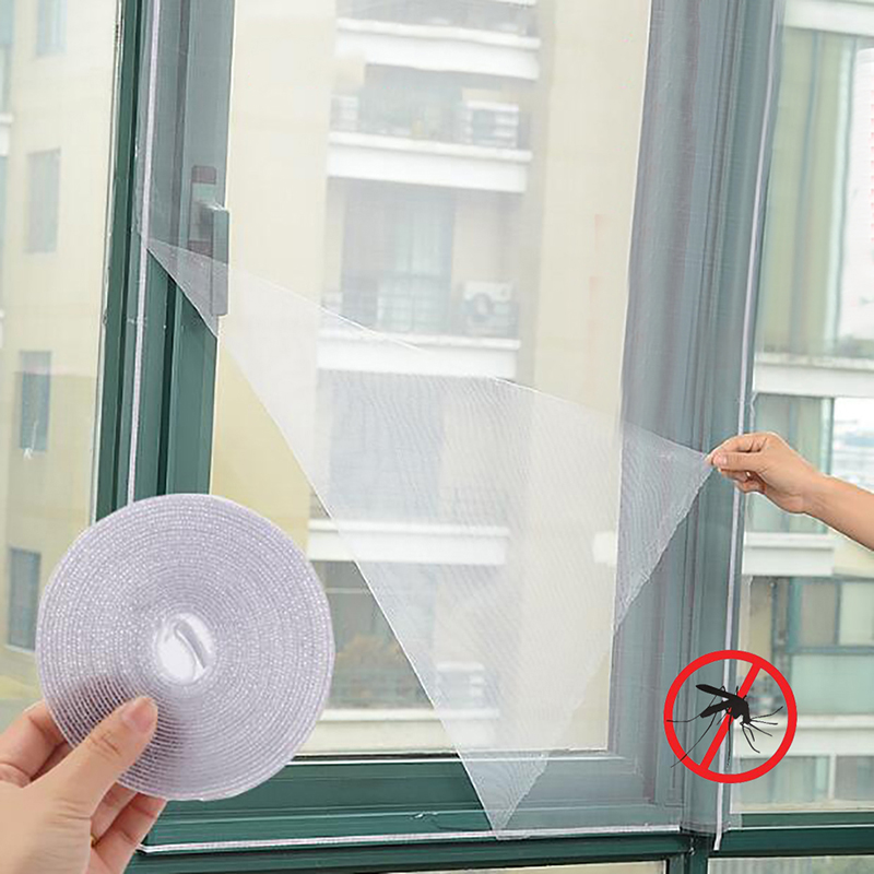 Anti-insect Fly Bug Mosquito Door Window Curtain Net Mesh Screen Protector Cool