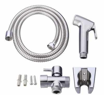 Strona główna myjnia rączka bidetowa zestaw akcesoriów samochód ręczny łatwa instalacja ABS kuweta dla zwierzaka łazienka prysznic pieluchy czyszczenie uchwyt węża