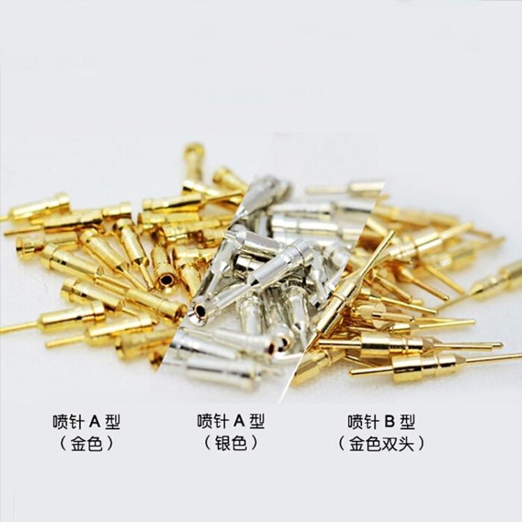 Metal Modification For Gundam Spray Needle