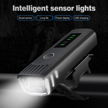 250Lumen Bicycle Front Light Rechargeabl