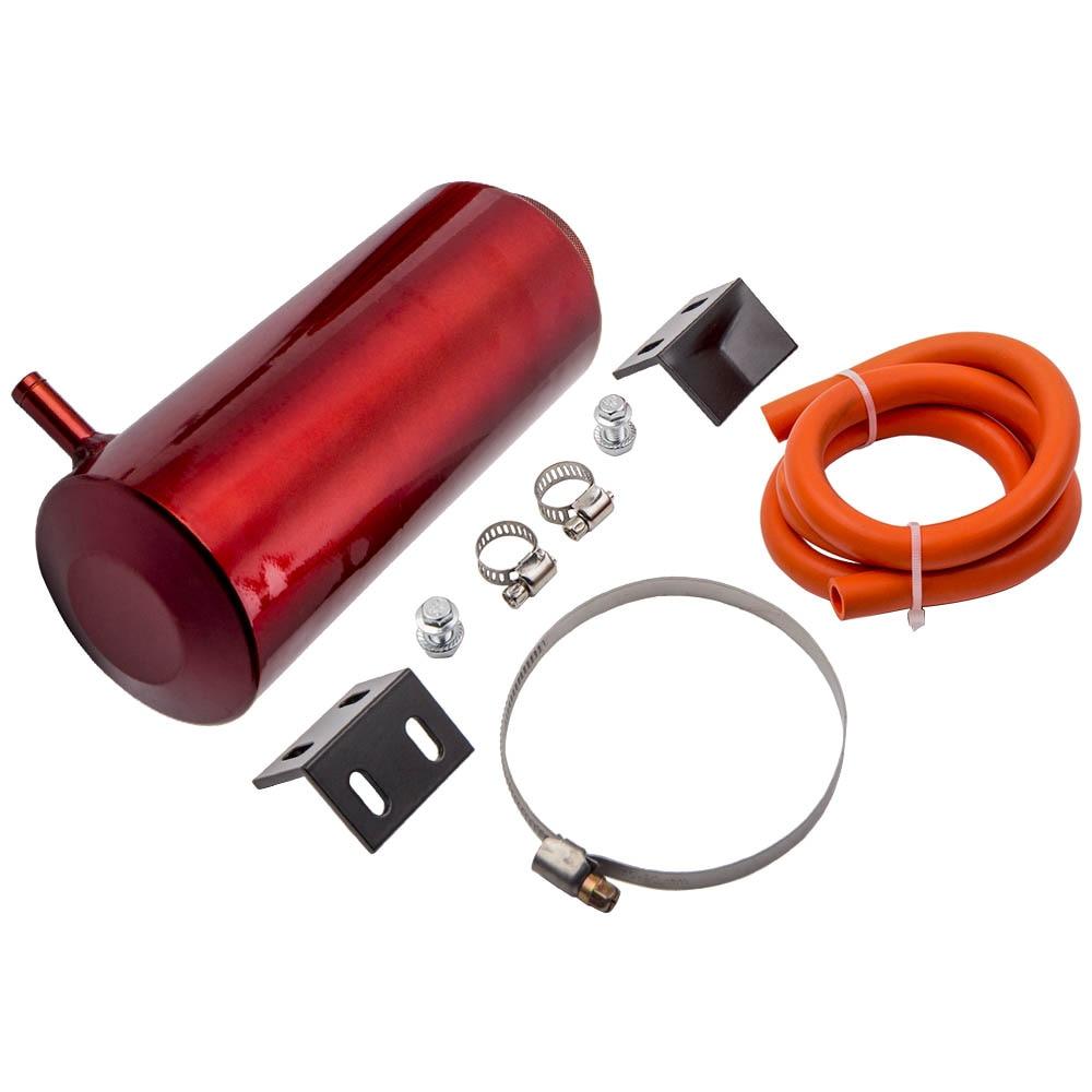800ML evrensel radyatör soğutucu soğutma kütük yakalama rezervuar kırmızı title=