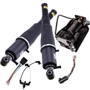 Image 3 - Suspension Air Shocks + คอมเพรสเซอร์สำหรับ Cadillac Escalade Suburban 1500 Z55