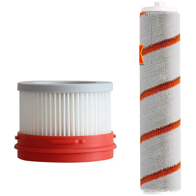 HEPA Filter For Xiaomi Dreame V9 Household Wireless Handheld Vacuum Cleaner Accessories Hepa Filter Roller Brush Kit Parts