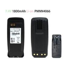 Replacement for Motorola MotoTRBO DP3400 Battery - for Motorola PMNN4065 PMNN4066 PMNN4066A Two-Way Radio Battery