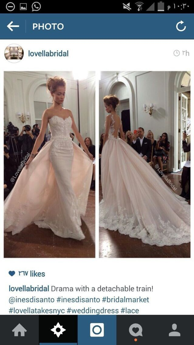 Arabian Design Strapless Appliqued Beaded A Line Wedding Dresses With Train