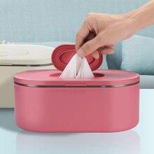 Portable Wipe Warmer Baby Wet Wipes Dispenser Holder for Home