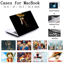 New Laptop Case For Apple Macbook Air 13 Air 11 Retina Pro 13 15 New Touch Bar For Macbook New Air 13 Case Shell Notebook Sleeve зарядное устройство для ноутбука topon top ap05 apple macbook air 11 macbook air 13 с разъемом magsafe 14 5v 3 1a 45w