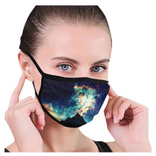 Multifunctional Seamless Dust Cover For Women Men Covers Bandana Dustproof Windproof Foggy Haze Protective Facemask(China)