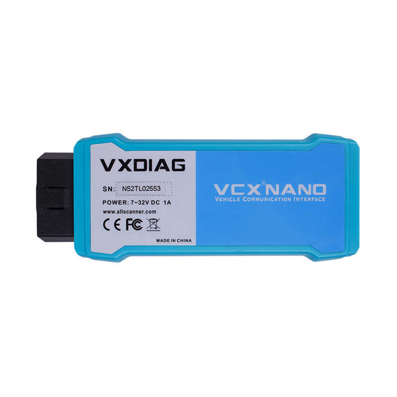 VXDIAG NANO Diagnose-tool Für Toyota it3 Software TIS V14 Techstream V15 WIFI diagnose scanner Für Lexus obd2 auto werkzeuge