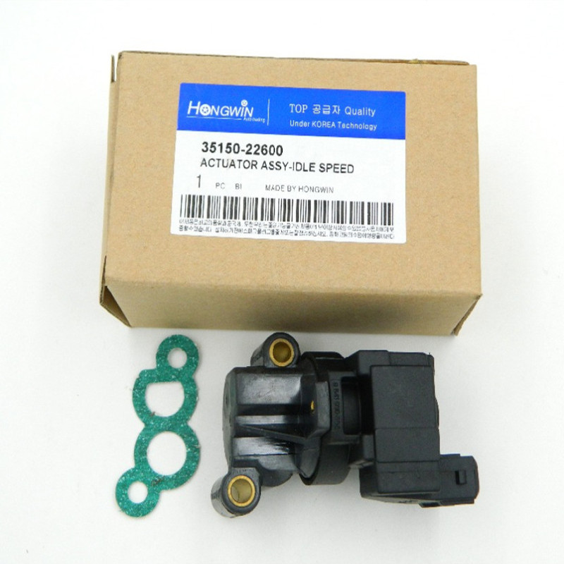 35150-22600 / 35150 22600 / 3515022600 / B018/ AC493 / AC4229 IDLE AIR CONTROL VALVE FOR HYUNDAI Accent Elantra Tiburon  00-06
