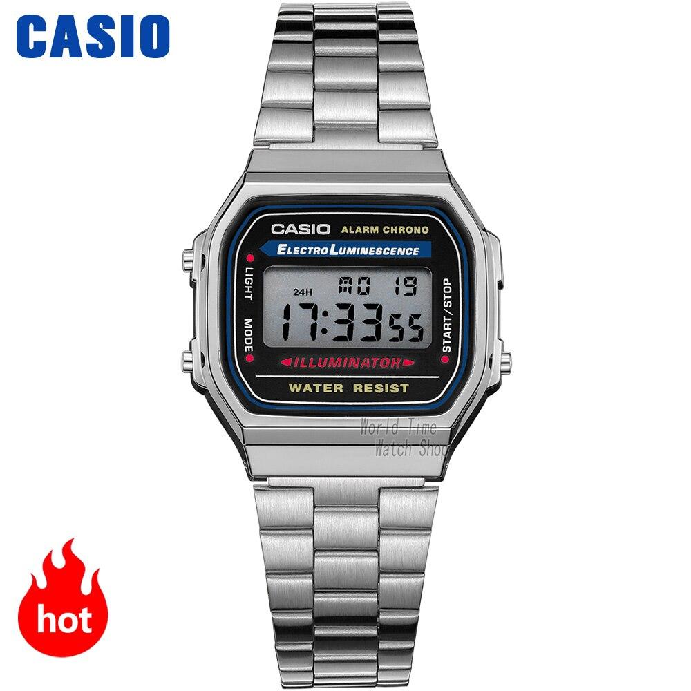 casio часы мужские Серебряные часы лучший бренд класса люкс LED цифровые водонепроницаемые кварцевые мужские часы спортивные военные наручные часы relogio masculino reloj hombre erkek kol saati montre zegarek meski|Кварцевые часы|   | АлиЭкспресс