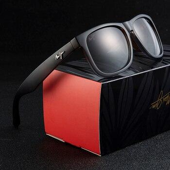 Red Sands Brand Design Polarized Sunglasses Men Square Driving Sun Glasses Maui Jim Sunglasses UV400 Shades Eyewear Gafas