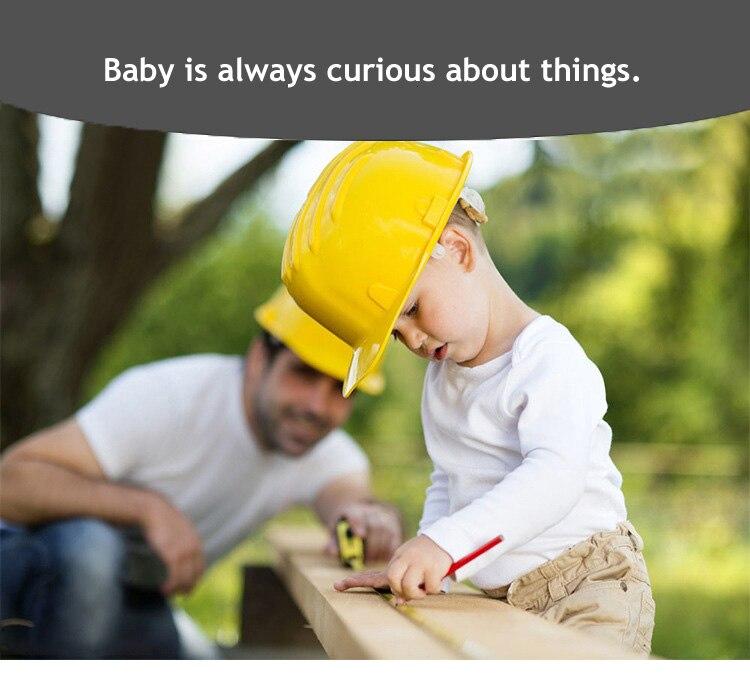Kit de ferramentas de reparo para crianças,