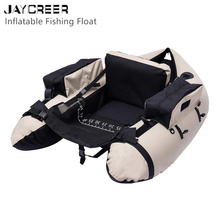 Inflatable Fishing Jaycreer Load 158KGS Float-Color Maybe Radom Netweight:6kgs Outer-Material:pe