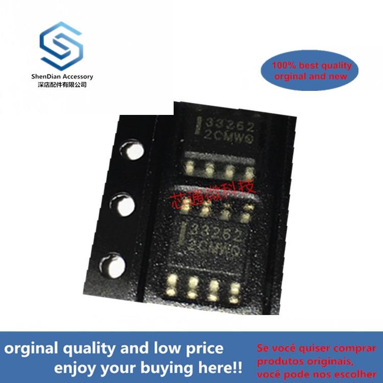 10pcs 100% Orginal New Best Qualtiy  MC33262 MC33262D SOP-8  POWER FACTOR CONTROLLERS ( Can Work Perfect)