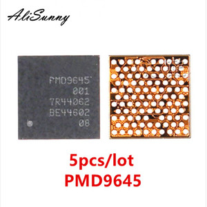 Image 1 - AliSunny 5 pièces PMD9645 bande de base petite puissance ic pour iPhone 7 7plus BBPMU_RF gestion de lalimentation ic pièces