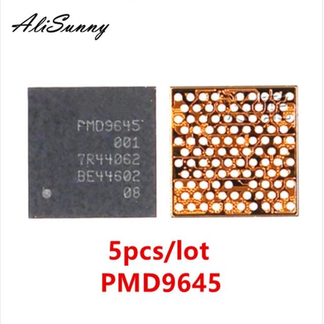 AliSunny 5 pièces PMD9645 bande de base petite puissance ic pour iPhone 7 7plus BBPMU_RF gestion de lalimentation ic pièces