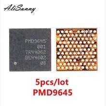 AliSunny 5pcs PMD9645 Baseband קטן כוח ic עבור iPhone 7 7 בתוספת BBPMU_RF כוח ניהול ic חלקי