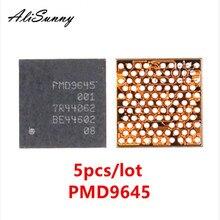 AliSunny 5pcs pmd9645베이스 밴드 작은 전원 ic 아이폰 7 7 플러스 BBPMU_RF 전원 관리 ic 부품