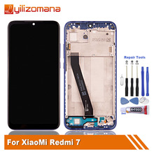 Original For 6.26 Xiaomi Redmi 7 LCD Display Screen With Frame 10-Touch Digitizer