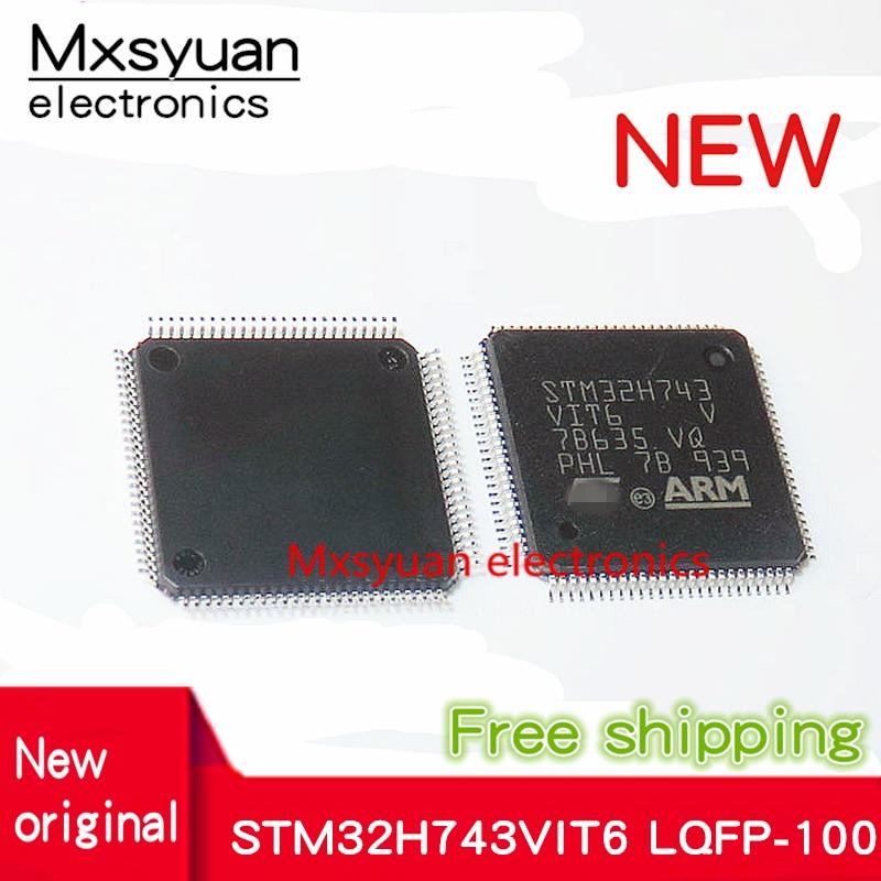 1PCS~5PCS/LOT STM32H743VIT6 STM32H743 QFP100 New Original