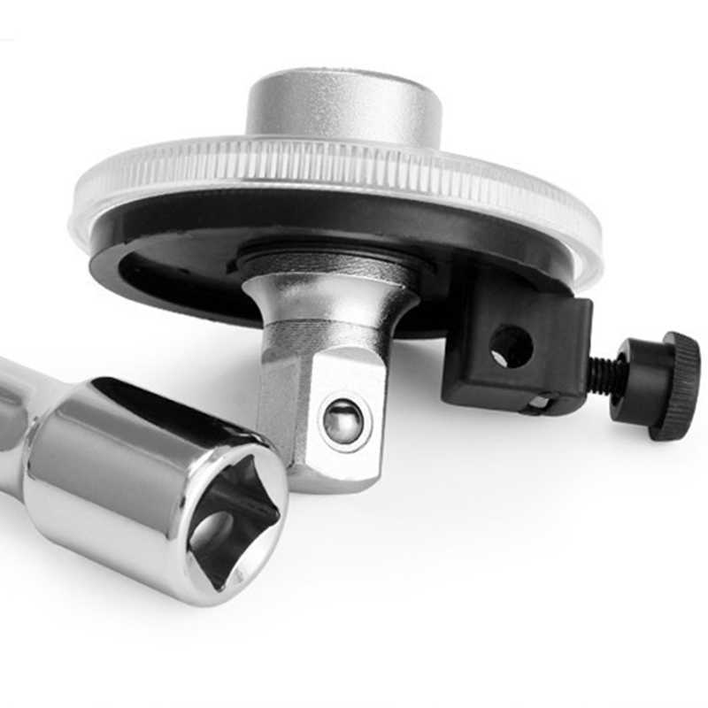 """1/2 """"приводной угловой динамометрический ключ профессиональный вращающийся на 360 градусов Регулируемый автоматический гаражный измерительный инструмент набор ручных инструментов"""