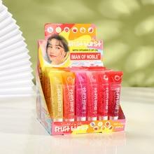 Fruit Burst Lip Oil Scented Lip gloss Plumping Lip gloss Scented Lip Jelly Big Lip Gloss Moisturizer Shiny Vitamin E Mineral Oil