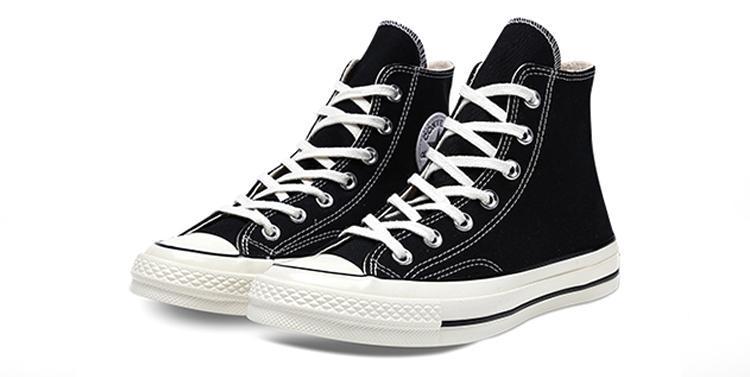 Оригинальные ботинки 70-х были мужские и женские классические кроссовки унисекс с черными высокими шариками