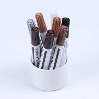 1pc Furniture Repair Pen Markers Scratch Filler Paint Remover For Wooden Cabinet Floor Tables Chairs
