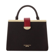 New Variety Sakura Hardware Buckle Double Small Square Bag Fashion Commute