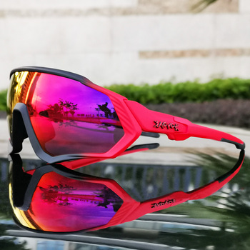 Equitação ciclismo óculos de sol mtb polarizado esportes óculos de ciclismo óculos de bicicleta de montanha 8
