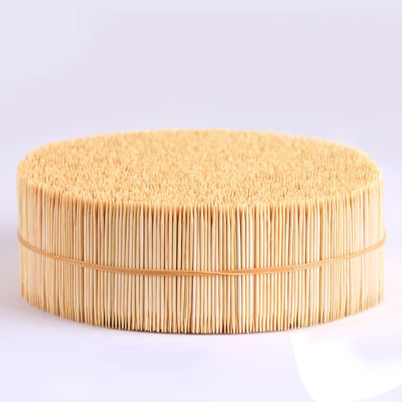 XMT-HOME Disposable Bamboo Toothpicks Wood Tooth Pick Bulk Toothpicks Dent Cure