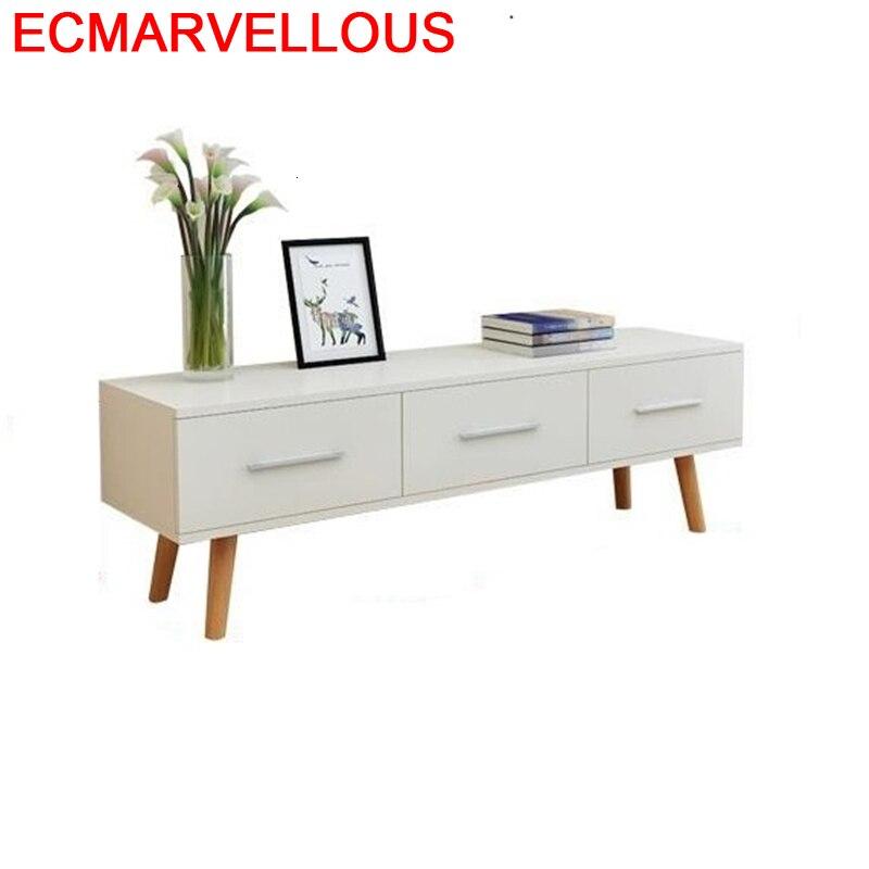 Flat Screen Kast De Pie Cabinet Soporte Unit Para Lift Standaard Nordic Wood Table Mueble Living Room Furniture Monitor Tv Stand