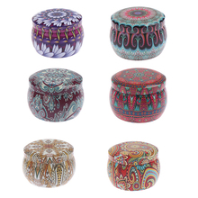 Storage-Case Candle-Making-Kit-Holder Spices Camping for Party Favor Sweets Gifts 1pcs