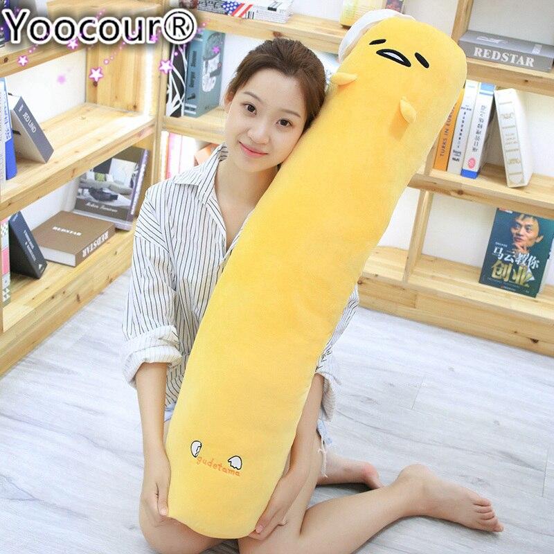 68 110cm gudetama ovo preguicoso longo brinquedo 04