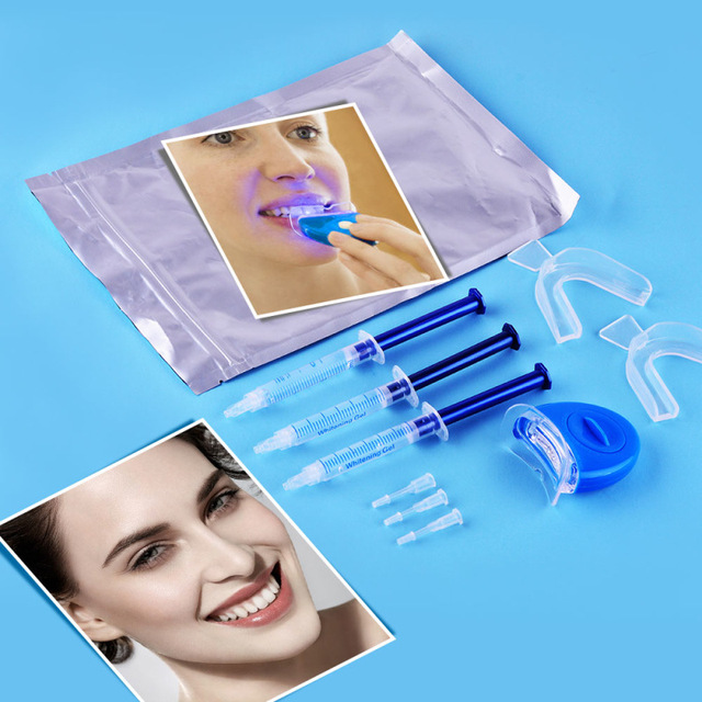 Dental Teeth Whitening 44% Peroxide Dental Bleaching System Oral Gel Kits White Tooth Dental Smile Products 3/4/5/6/10Pcs