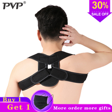 Adjustable Upper Back Shoulder Support Posture Corrector Adult Children Corset Spine Brace Belt Orthotics
