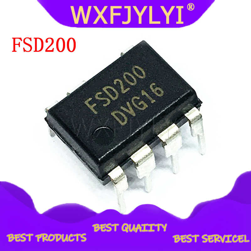 10 pcs/lot FSD200 DIP-7