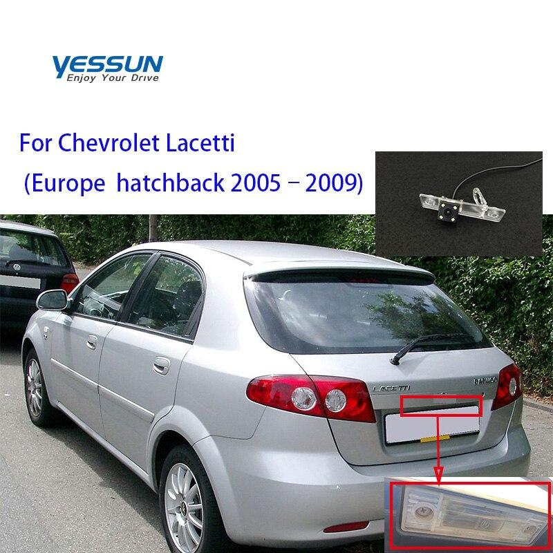 Yessun Rear View Camera For Matiz Daewoo Chevrolet Lacetti Europe Hatchback 2005 2006 2007 2008 2009 Night View Camera