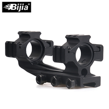Rifle Scope  Rail Mount Rings 25.4mm/ 30mm Cantilever for 20mm Picatinny Rail Optics  Hunting sight scope air gun caza все цены