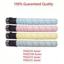 Cartouche de Toner de copieur de couleur TN321 pour Konica Minolta Bizhub C224 C284 C364 224e 284e 364e